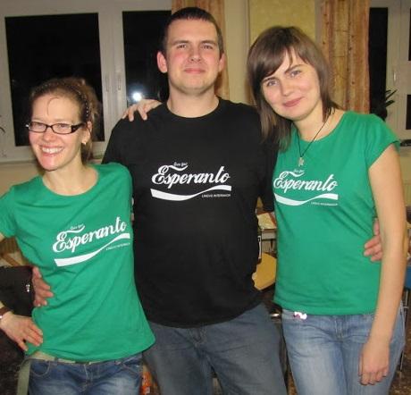 """T-ĉemizo """"Esperanto"""""""