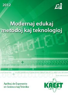 Modernaj edukaj metodoj kaj teknologioj (2013)