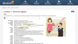 Tipa leciono en deutsch.info